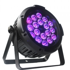 18pcs leds waterproof stage light