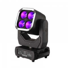4x60w led zoom moving